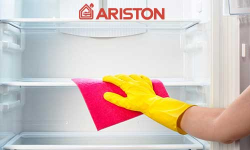 تنظيف الثلاجة من الروائح الكريهة